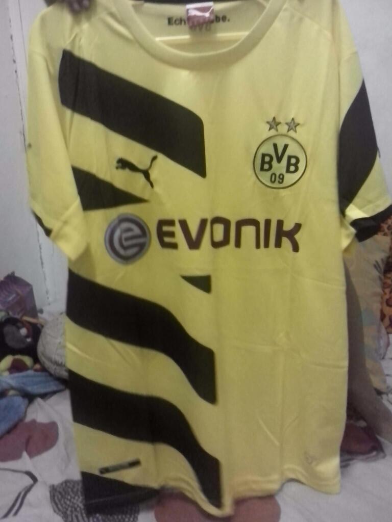 WTS Jersey Dortmund home 14/15 new & Jerman home WC 14