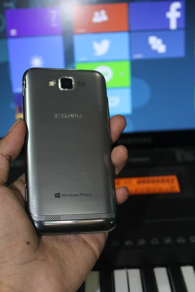 SAMSUNG ATIV S GT-I8750 WindowsPhone Mulus Istimewa Garansi SEIN