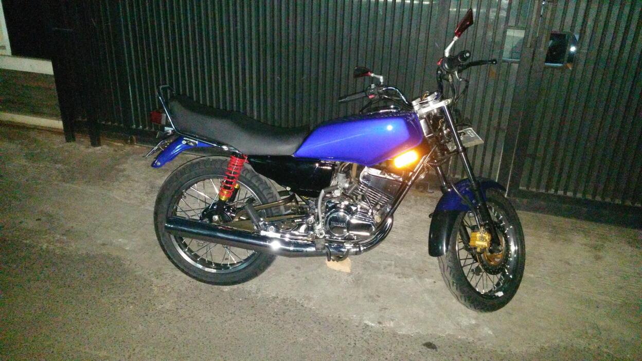 rx king 2004 warna biru baru semua jamin harga 13jt