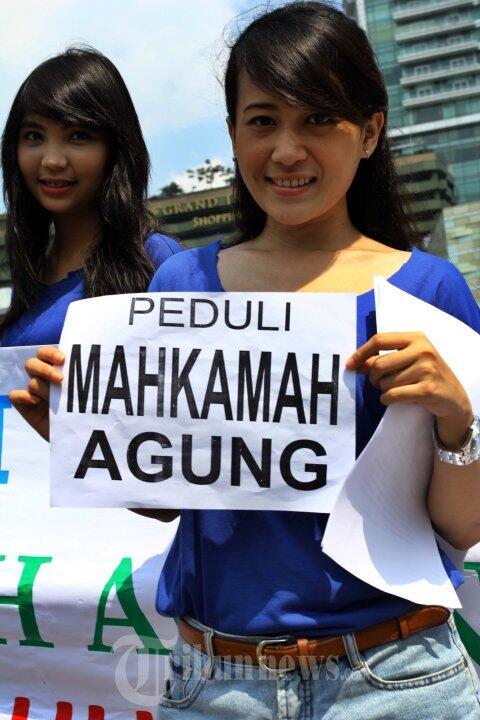 5 Model Demo Paling Populer di Tahun 2014