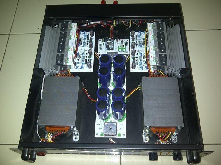 terjual ampli rakitan 2000 watt tebal 2u power amplifier 2x 1000w murah mudah perawatanya. Black Bedroom Furniture Sets. Home Design Ideas