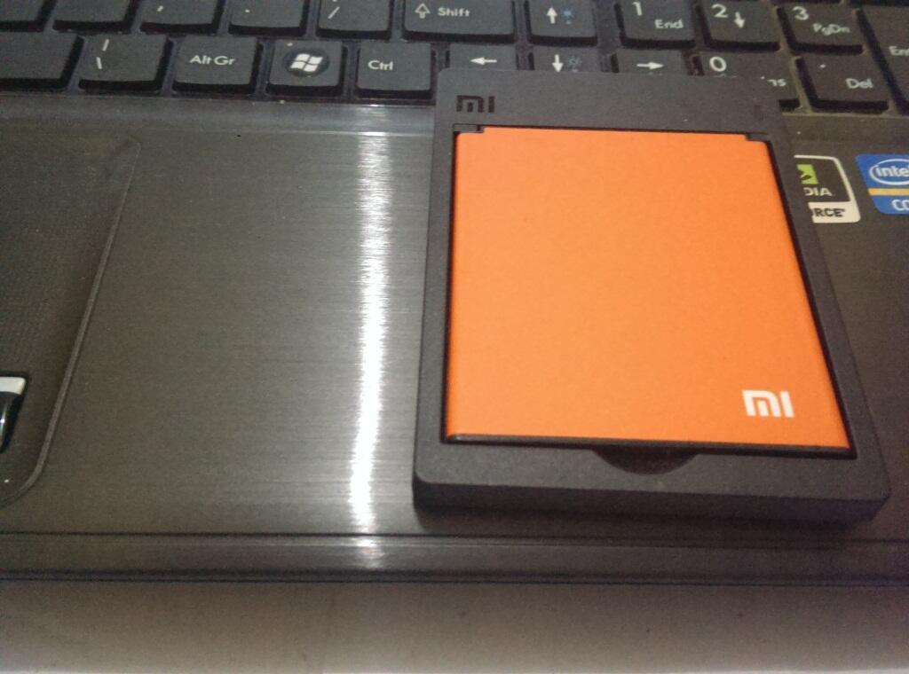 Baterai Xiaomi Redmi 1s Original & Desktop Charger