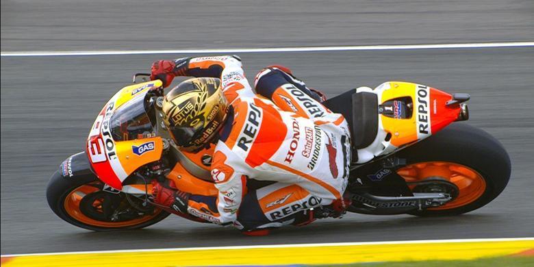 Marquez Tutup MotoGP 2014 dengan Kemenangan di Valencia