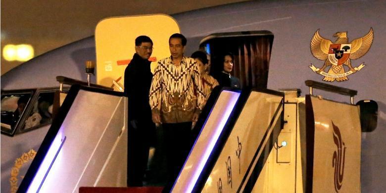 Ini yang Dibahas Jokowi dengan Presiden Tiongkok