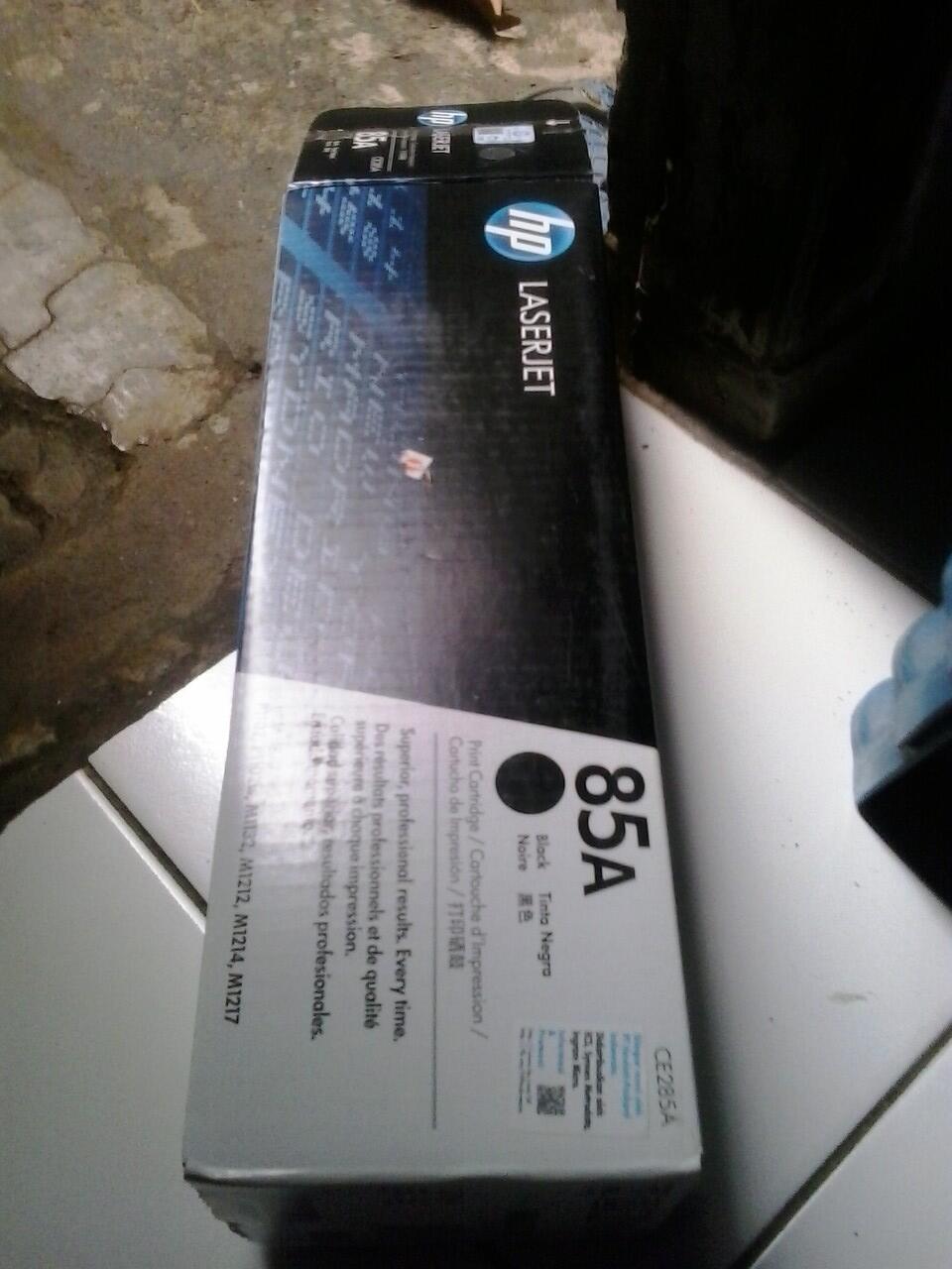 toner HP85A