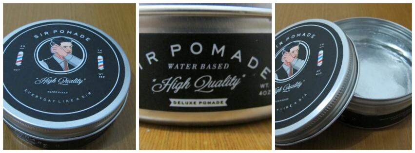 NEW!! SIR POMADE BY SIR SALON!! [OFFICIAL ONLINE SELLER FROM SIR SALON]