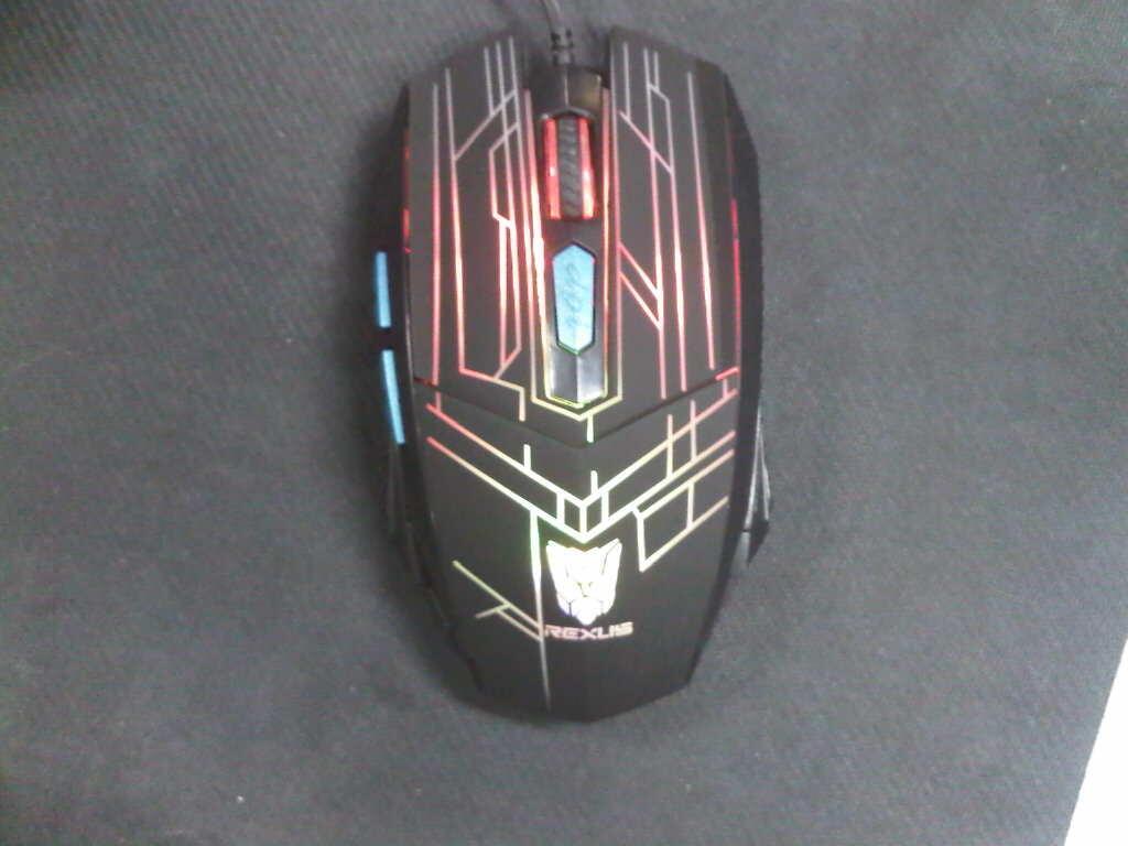 Terjual Mouse Gaming Rexus G7g5x1g4110109108107 Murah Kaskus G4