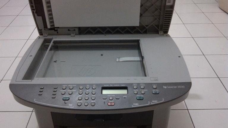 hp 3030 scan to pdf