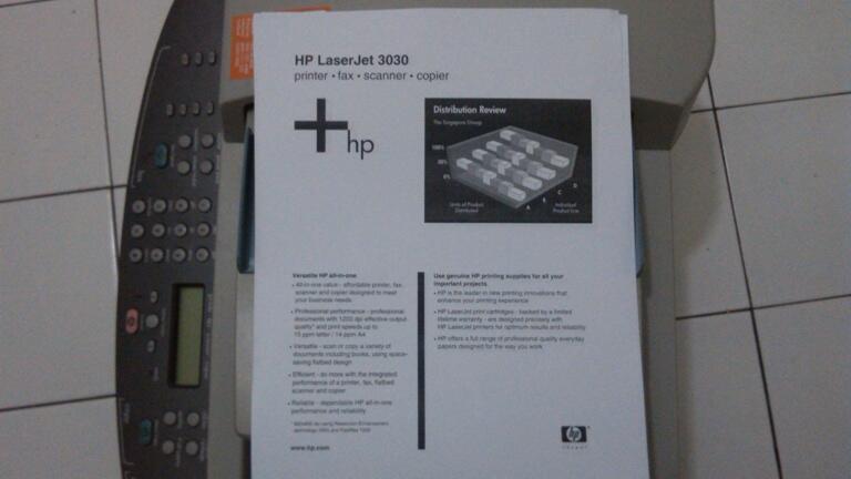 hp 3030 scan to pdf