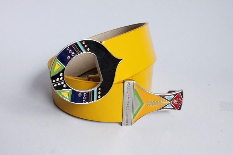 TALI / IKAT PINGGANG BELT MARC BY MARC JACOBS ori second bekas branded