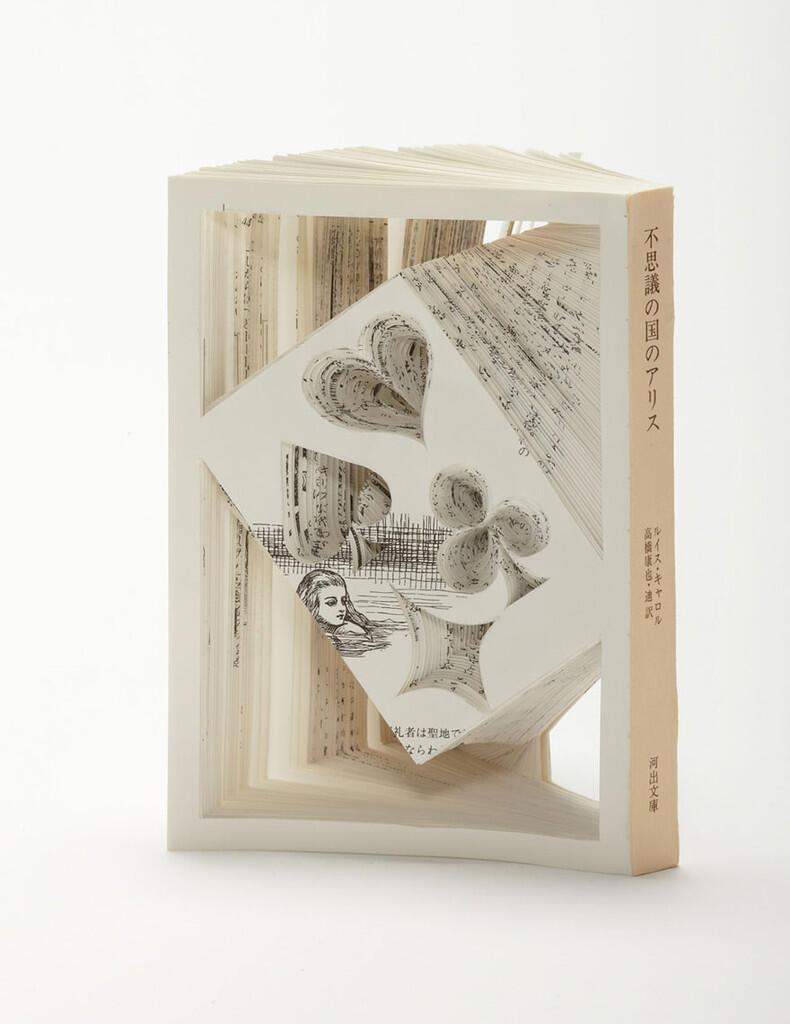 """Beginilah Tomoko Takeda """"MENGAGUMI"""" Sebuah Buku"""