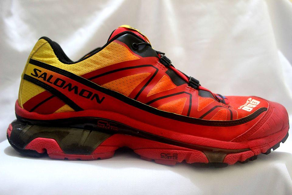 Terjual Di Jual Sepatu SALOMON XA PRO 3D ULTRA   SALOMON XTSLAB 3 ... 85989a705a
