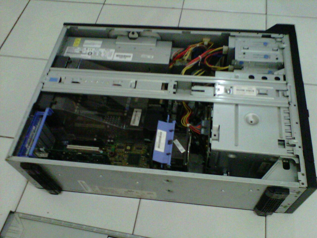 Terjual Jual IBM Server X226 Intel Xeon Murah