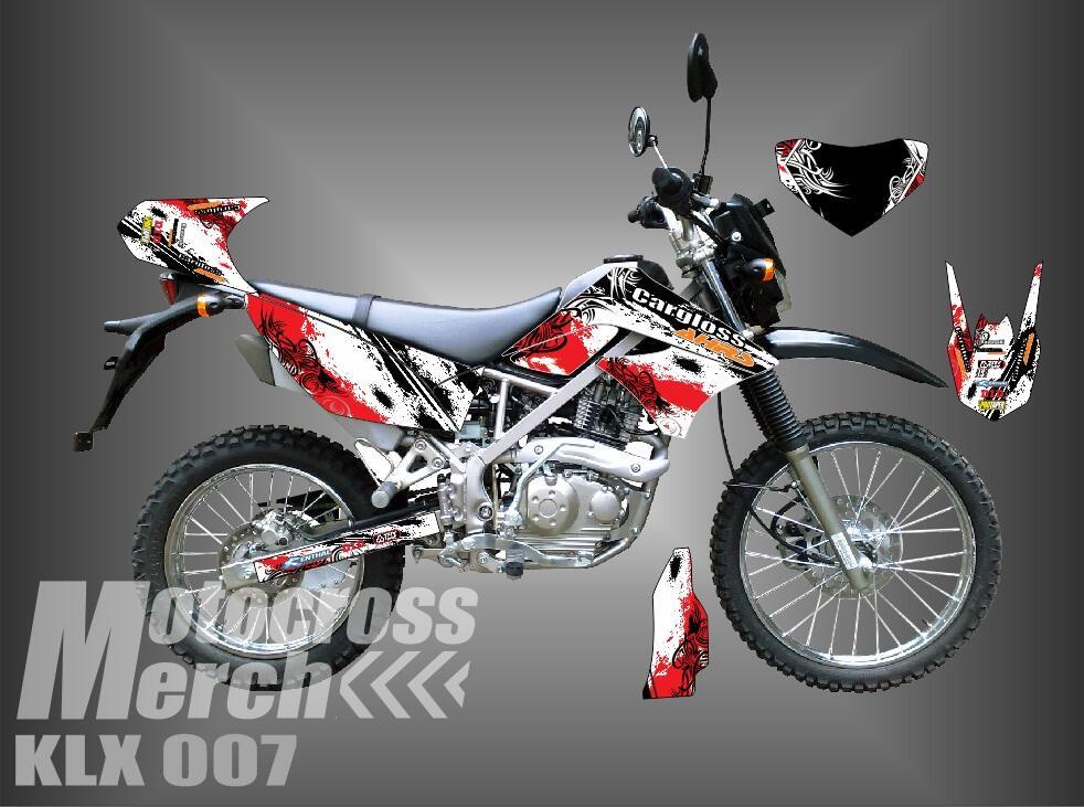 decal klx 150
