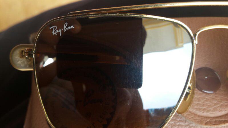 Rayban BL Caravan Sport lensa B15 TGM uk 52 Ori USA