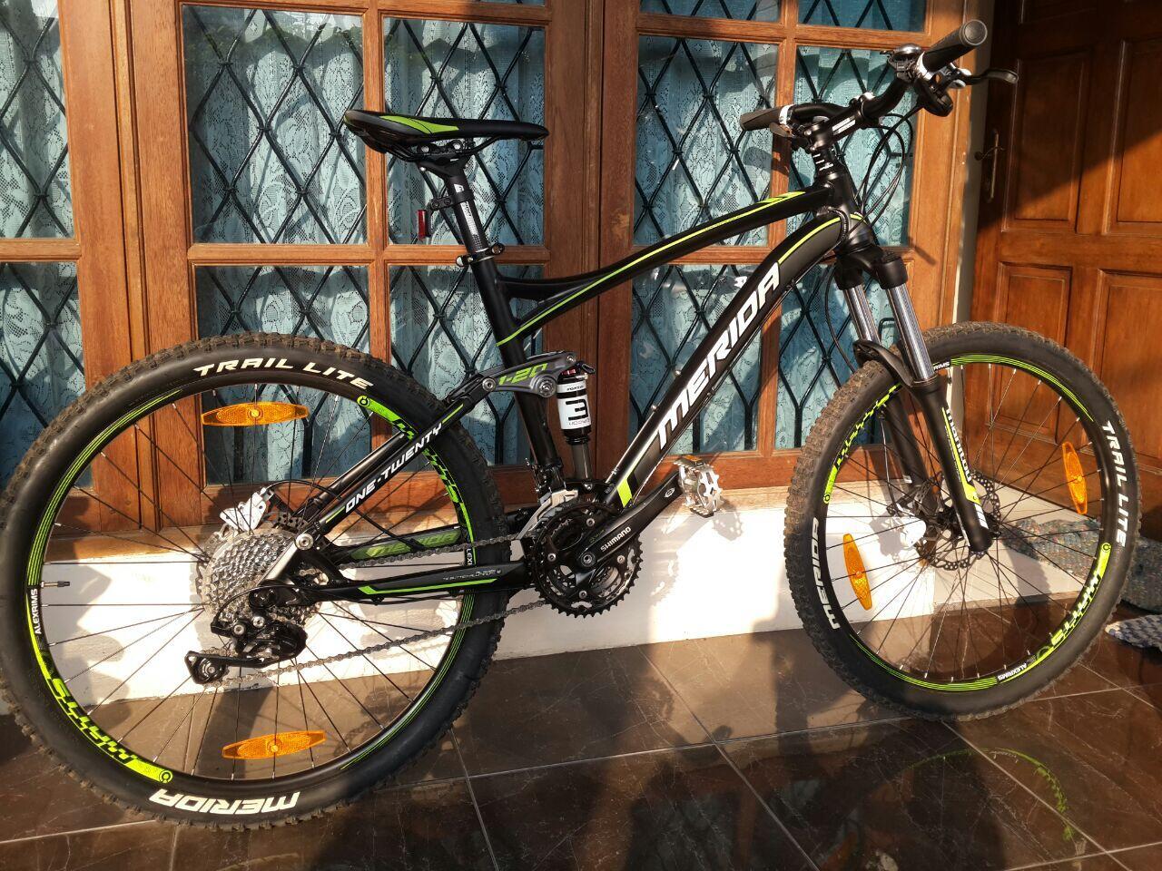 Sepeda MTB Merida 1-20