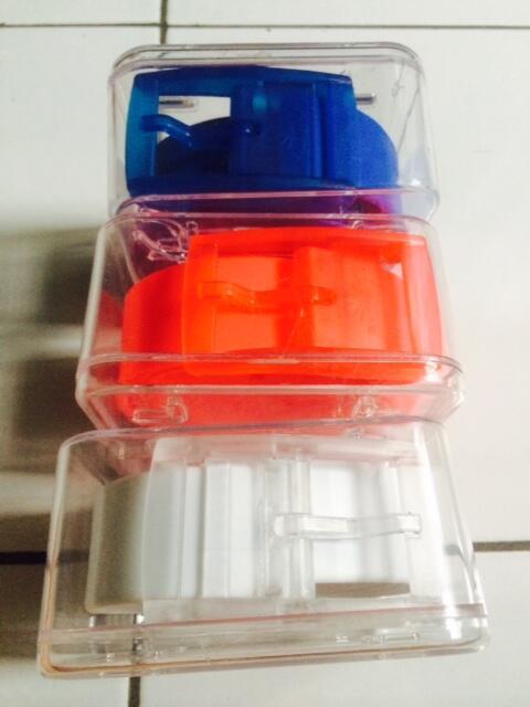 WTB - ikat pinggang bahan non metal