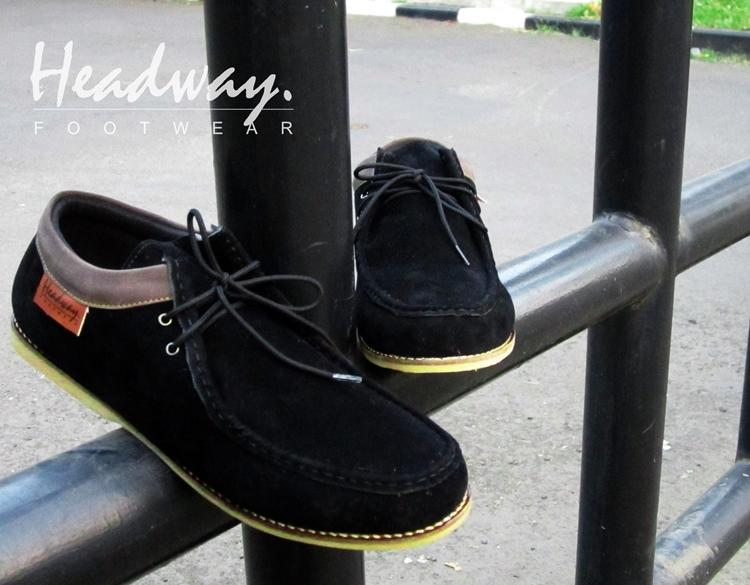 HEADWAY FOOTWEAR (100% ORIGINAL | SNEAKERS | PANTOFEL | CASUAL | SLIP ON | SUEDE DLL