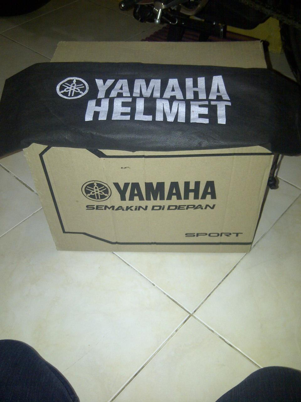 Helm Original Yamaha Ex Byson