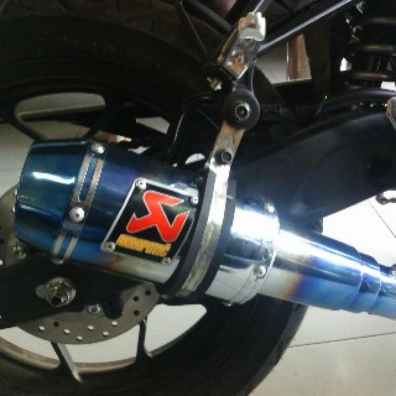 Knalpot Purbalingga custom / ready stock, ninja, king,satria, semua jenis motor bisa!
