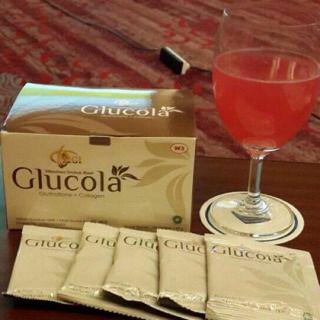 GLUCOLA (Glutathione + Glucogen)
