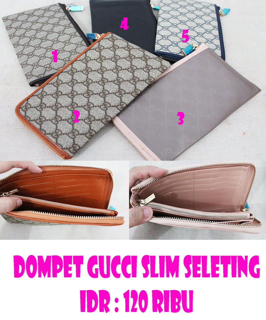 Terjual WHOLE SALE DOMPET BRANDED!! BANYAK MODEL ! GOOD PRICE!  c860333bf9