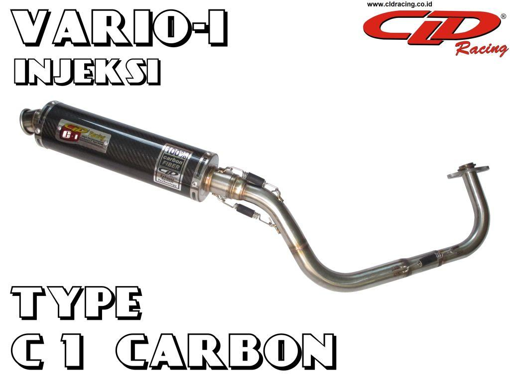 CLD RACING EXHAUST HONDA