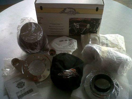 WTS, brather kit Screamin Eagle Performance air cleaner kit