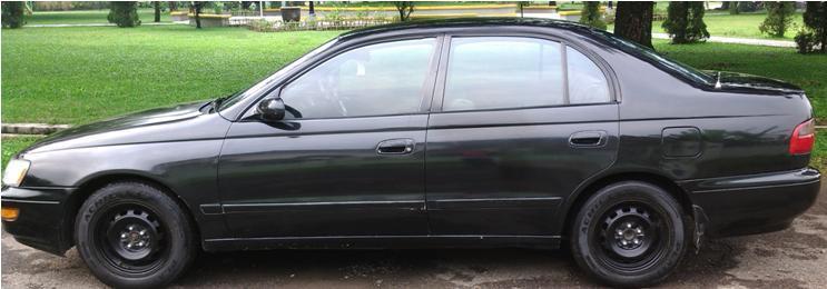 Jual Mobil Corona Absolute th 93'