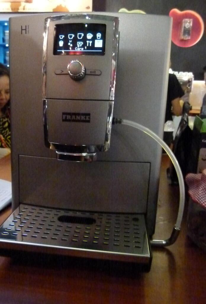 Promo discount mesin kopi s/d 75% di Interfood 2014