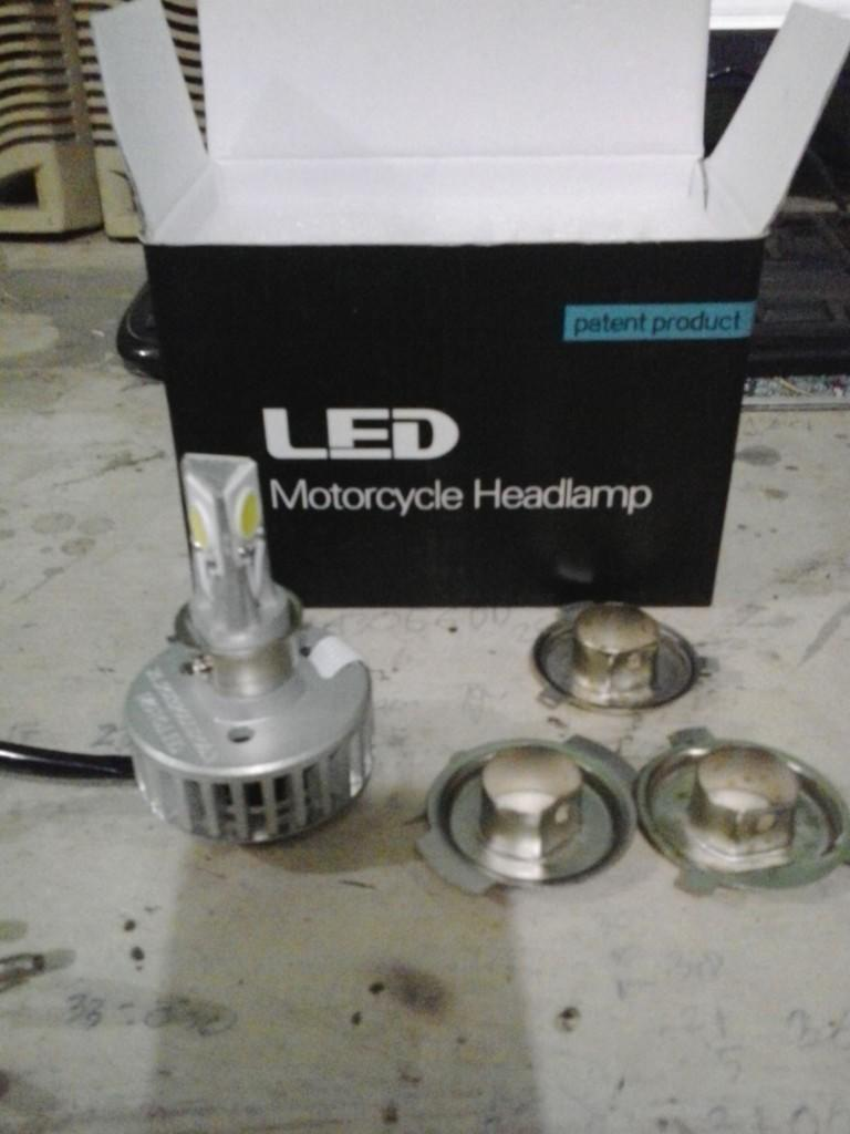 Lampu Led 3 Sisi Untuk Semua Jenis Motor (universal)