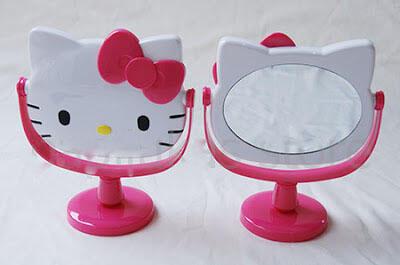 Cermin Cartoon Character