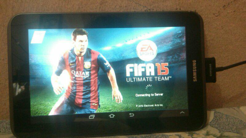 Galaxy Tab 2 p3100 7.0 inch fullset mulus jual murah dan cepat gaan! COD BOGOR RAYA