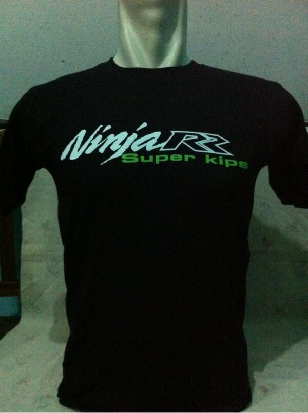 Kaos oblong ninja