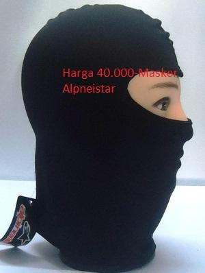 MASKER 3D FULL FACE TENGKORAK,ARMY MURAH MERIAH full face