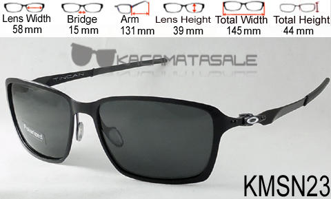 Kacamata Gaya Oakley Tincan KW SUPER