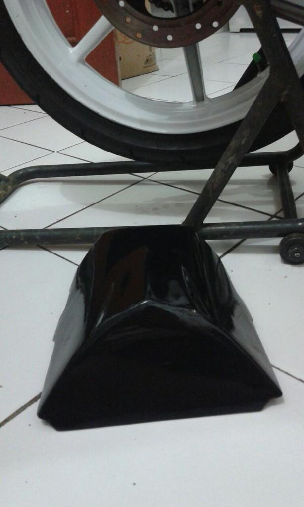 [wts] single seater tutup jok Ninja RR old