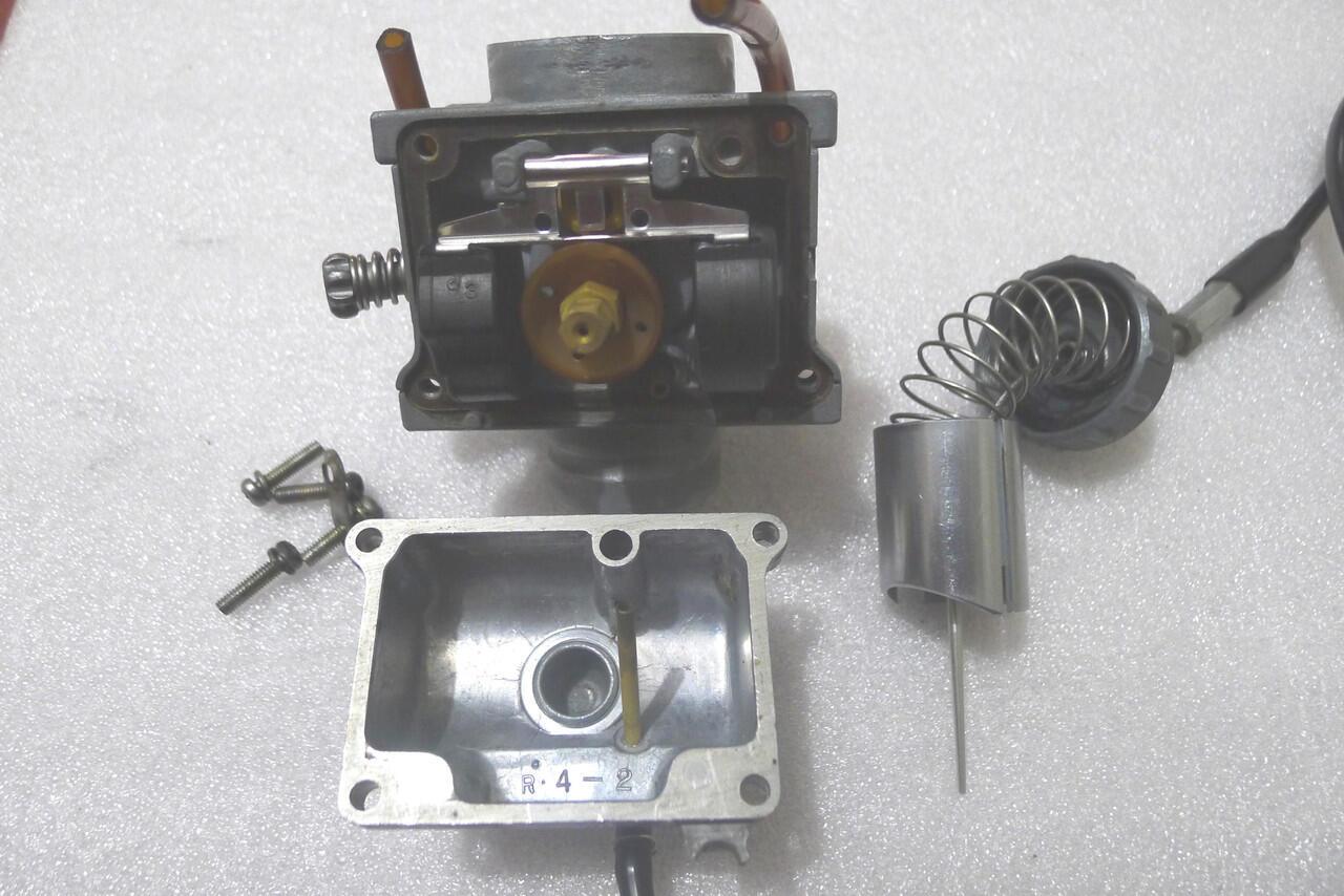 Karburator Mikuni 28 Beserta GAS Spontan