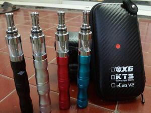 Vaping/rokok elektrik merk EVOD 1100mah,EGO CE5 1100mah,X6 1300mah,Charger
