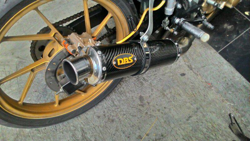 DBS Carbon Satria FU