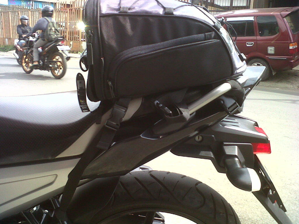 seat bag / tail bag city , 7gear