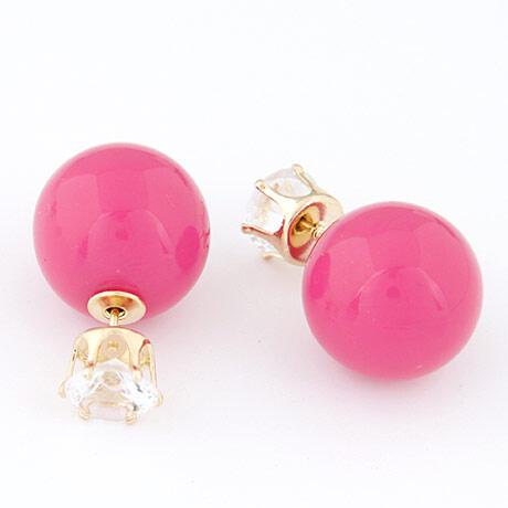 Anting beads Korea Only 8.500 www.PerhiasanFashion.com