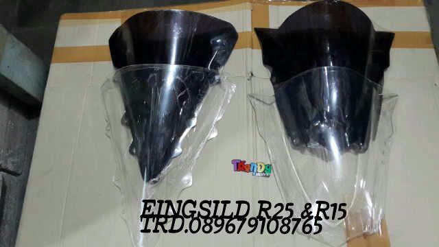 wingsild r25&r15