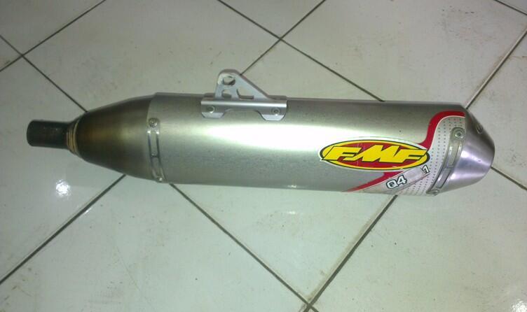 Exhaust/Knalpot FMF KTM 250 & TWO BROTHER M7 KLX 250 pnp KLX D Tracker 150