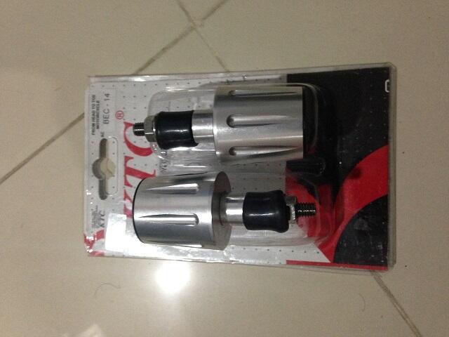 For Sale: Stang Jepit KTC 45 derajat+tutup shock+jalu NInja 250,Kede Maksimal!