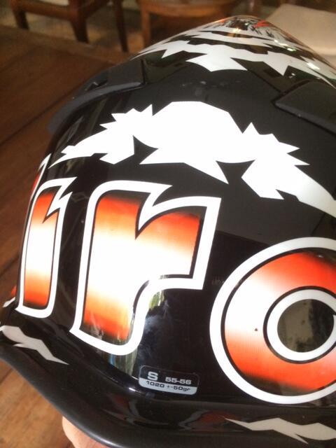 [WTS] Airoh Helmet Cross size S