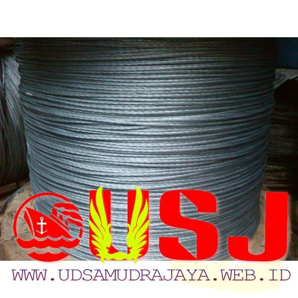 Terjual kawat seling wire rope tali baja jual harga terbaik dan ...