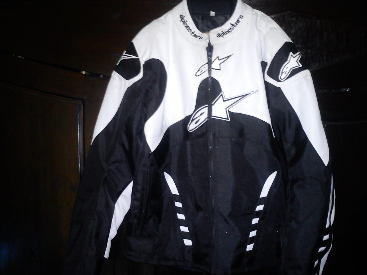 Jaket Alpinestar custom lokal