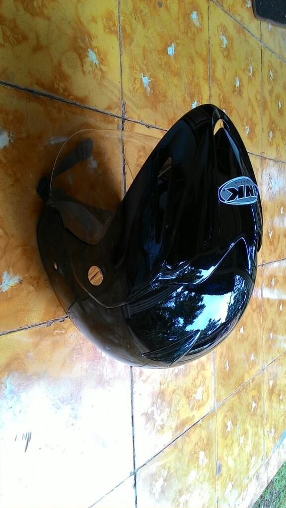 Helm INK Hitam - Semarang