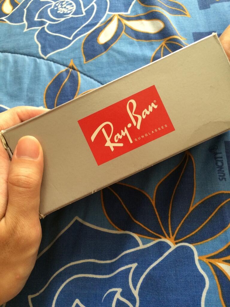 Rayban Aviator Full Black ORIGINAL harga Miring. JAMINAN ASLI.